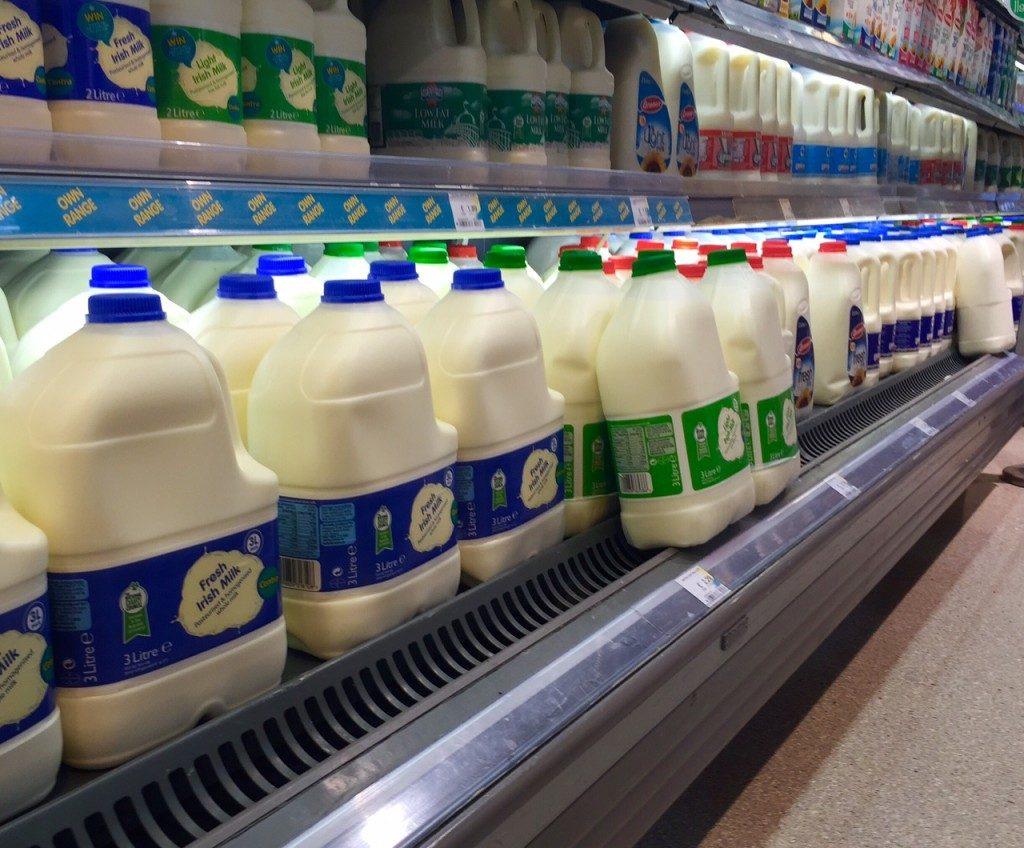 Sữa ngoại được ưa chuộng trên thị trường