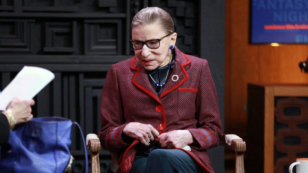 Luật sư quyền lực và giỏi nhất thế giới Ruth Joan Bader Ginsburg