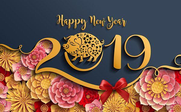 Chúc mừng năm mới xuân Kỷ Hợi 2019