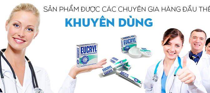 Thương hiệu eucryl