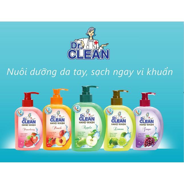 Sữa rửa tay Dr.Clean