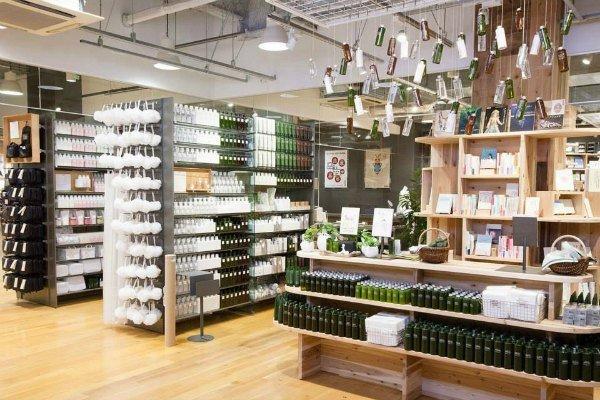 Một cửa hàng của Muji