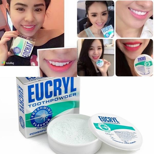 Eucryl được rất nhiều người tin dùng