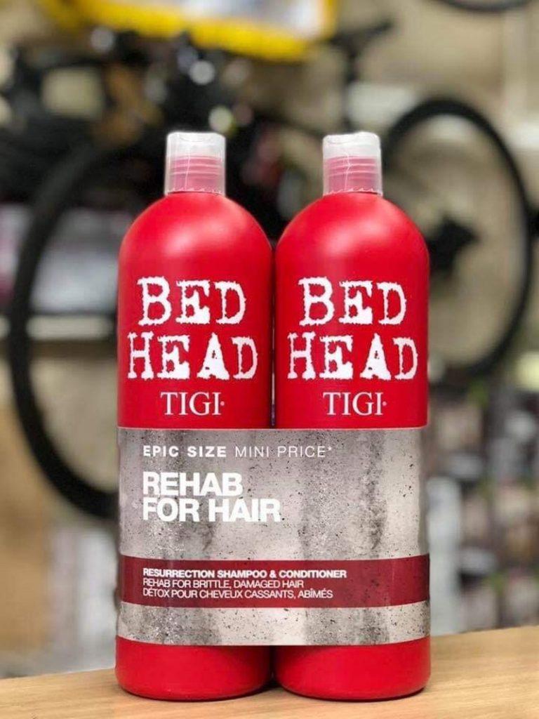 Bộ dầu gội dành cho tóc khô sơ của Tigi