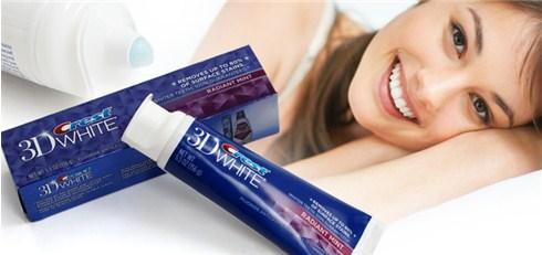Đăng ký lưu hành bộ sản phẩm chăm sóc răng miệng Crest trong vòng 15 ngày