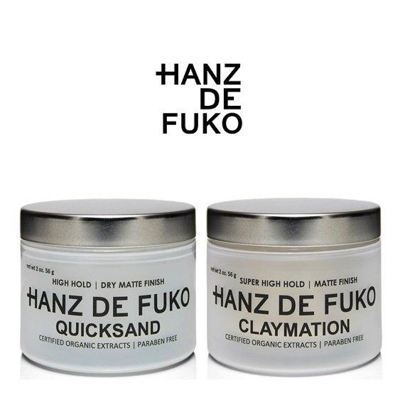 2 loại sáp được nhiều người yêu thích nhất của Hanz de Fuko