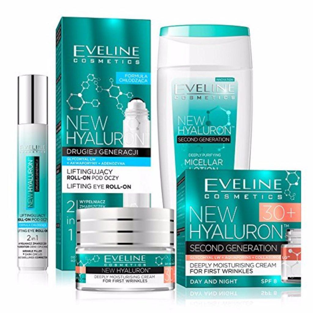 Bộ sản phẩm chăm sóc và trẻ hóa da vùng mắt Eveline