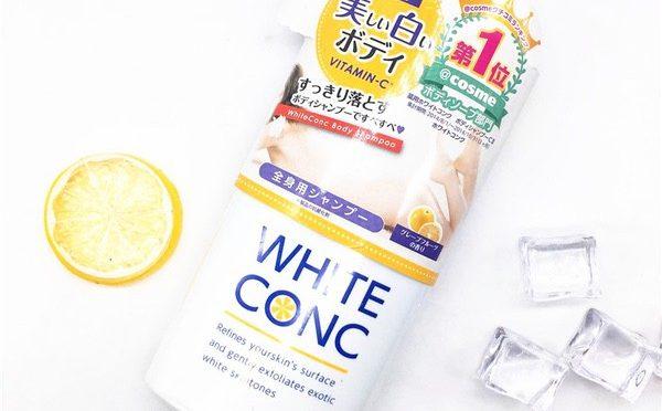 Lô hàng số lượng lớn sữa tắm White Conc Nhật Bản được công bố sau 12 ngày tại Luật Việt Tín