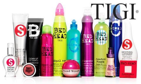 Công bố thành công các sản phẩm chăm sóc tóc của Tigi