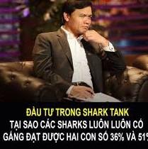 Các tỷ lệ 36% 51% 65% trong Shark Tank?